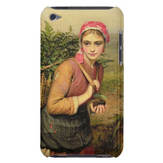 The Fern Gatherer Case-Mate iPod Touch Case