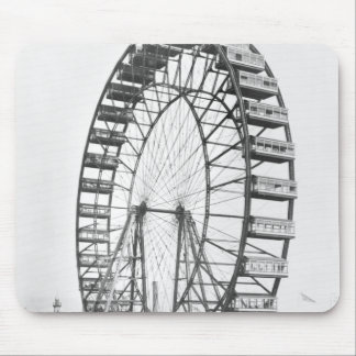 The ferris wheel at the World's Columbian Mouse Pad