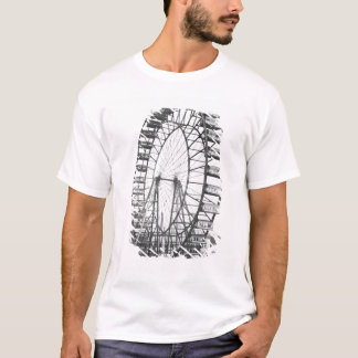 The ferris wheel at the World's Columbian T-Shirt