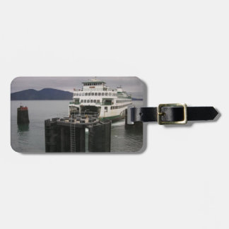 The Ferry Luggage Tag