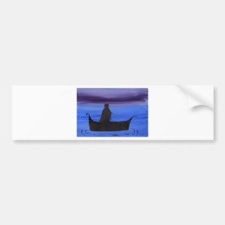 The Ferryman Bumper Sticker
