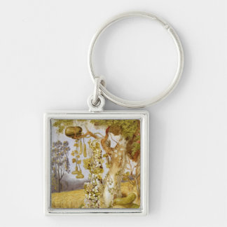 The Fertility of the Earth Keychain