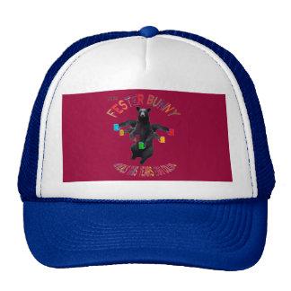 THE FESTER BUNNY TRUCKER HAT