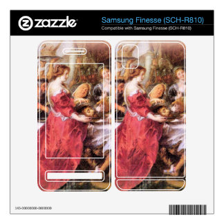 The festival of Herod by Paul Rubens Skins For Samsung Finesse