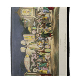 The Festival of the Lanterns, pub. by Formentin, 1 iPad Cases