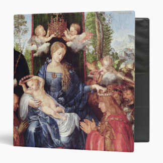 The Festival of the Rosary, 1506 3 Ring Binder