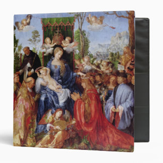 The Festival of the Rosary, 1506 Binder
