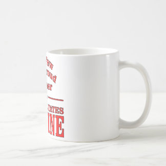 The Few The Proud Mother Of A United States Marine Coffee Mug