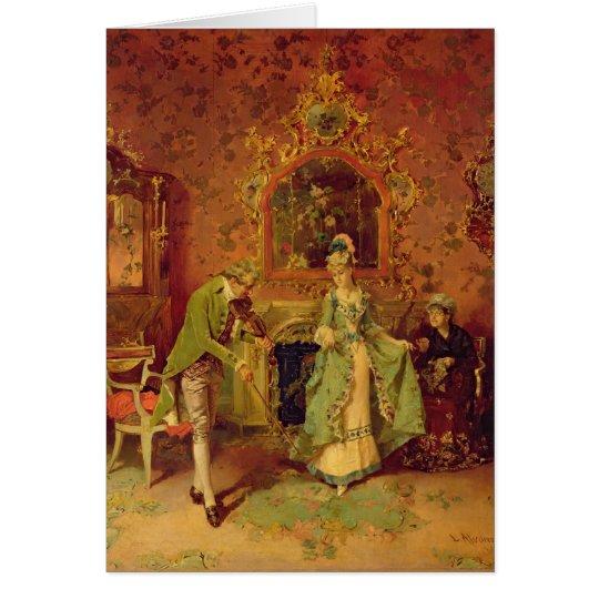 The Fiddler Card