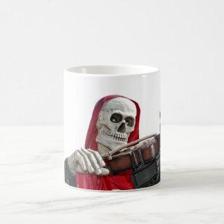 The Fiddler - Death Mug Mugs