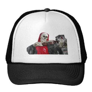 The Fiddler - Death Mug Mesh Hats
