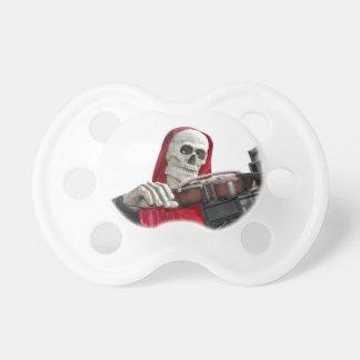 The Fiddler - Death Mug Baby Pacifier