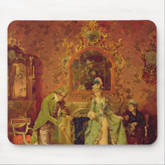 The Fiddler Mouse Pad