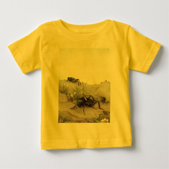 THE FIELD CRICKET BABY T-Shirt