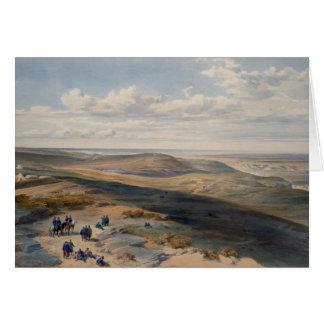 The Field de Inkerman, placa 'de Seat de la guerra Felicitacion