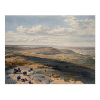 The Field de Inkerman, placa 'de Seat de la guerra Postales