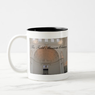 The Field Museum Chicago Large 15 Oz. Two-Tone Coffee Mug