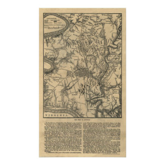 The field of Antietam Posters