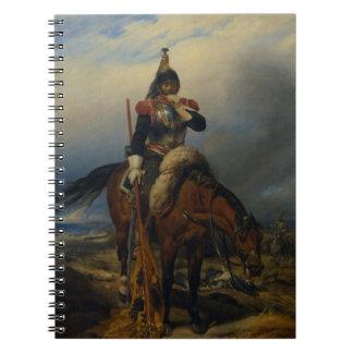 The Field of Battle Spiral Notebooks