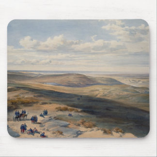 The Field of Inkerman, plate from 'The Seat of War Mouse Pad