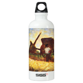 The field worker by Georges Seurat SIGG Traveler 0.6L Water Bottle
