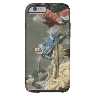 The Fieldmarshal of Brissac Distributes the Dowry Tough iPhone 6 Case