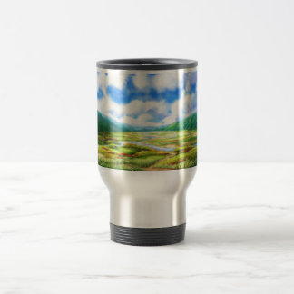 The Fields Are Teeming With Mellow Travel Mug
