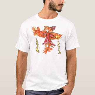 The Fiery Draggy T-Shirt