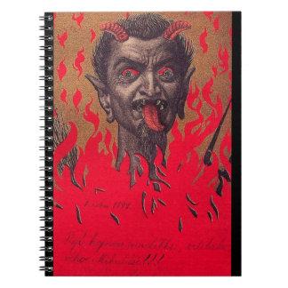 The Fiery Krampus Notebook