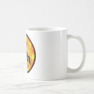 THE FIERY ONE COFFEE MUG