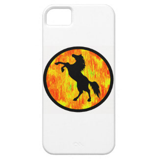 THE FIERY ONE iPhone 5 CASE