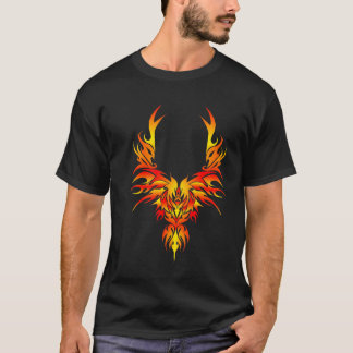 The Fiery Phoenix T-Shirt