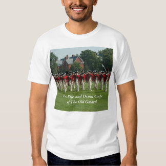 The Fife and Drum Corps of The Old Guard T Shirt