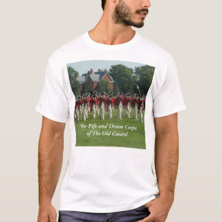 The Fife and Drum Corps of The Old Guard T-Shirt