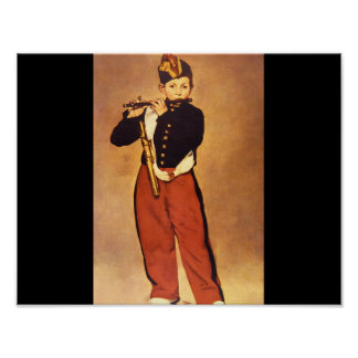 The Fifer', Edouard Manet_Groups and Figures Poster