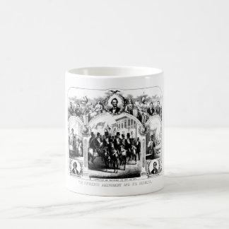 The Fifteenth Amendment And Its Results Classic White Coffee Mug