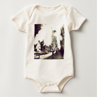 The Fifth Bird. New York City Baby Bodysuit