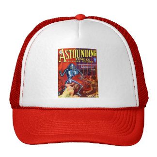 The Fifth Dimensional Catapult! Hats