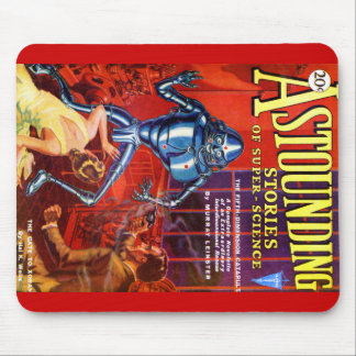 The Fifth Dimensional Catapult! Mouse Pad