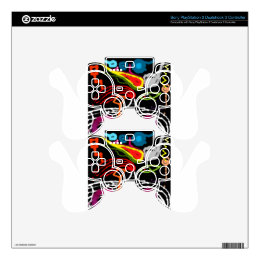 The fifth metaphysical rota decal for PS3 controller