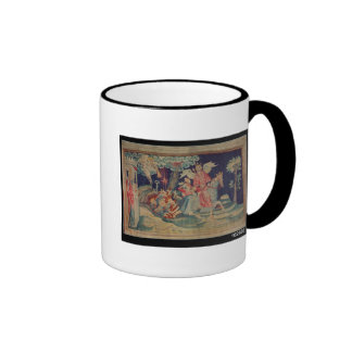 The Fifth Trumpet and the Locusts Coffee Mug