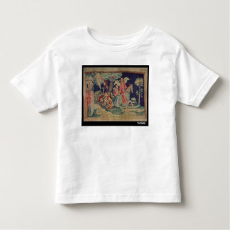 The Fifth Trumpet and the Locusts Toddler T-shirt