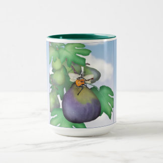 The Fig Wasp Ramble Mug