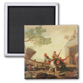 The Fight at the Venta Nueva, 1777 Magnet