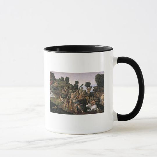 The Fight Between the Lapiths and the Centaurs Mug