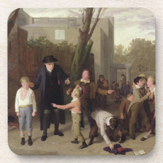 The Fight Interrupted 1815-16 Drink Coaster
