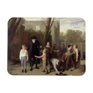 The Fight Interrupted, 1815-16 Magnet