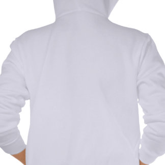 The Fight is On Against Endometriosis Hooded Pullover