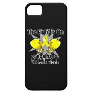 The Fight is On Against Endometriosis iPhone SE/5/5s Case