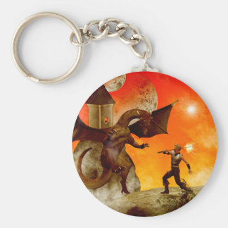 The fight keychains